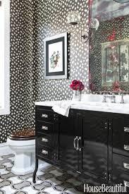 ideas beautiful powder room bathroom wallpaper ideas the