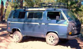volkswagen westfalia 4x4 thesamba com vanagon view topic post your roof rack setup