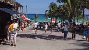 Playa Del Carmen Map The Complete Playa Del Carmen Guidebook U2022 Playadelcarmen Org