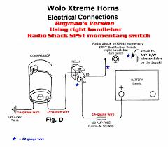 air horn relay wiring diagram gooddy org