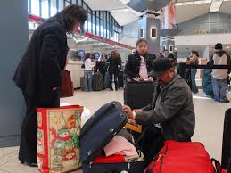 flying with gifts for the holidays how to lessen costs and