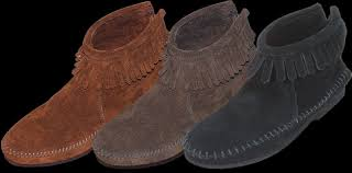 womens boots zipper back zipper boot for by minnetonka moccasin