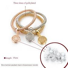 fashion jewelry charm bracelet images Longway 2017 new fashion bracelets bangles jewelry gold color jpg