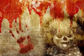 halloween background texture grunge halloween background with old stucco wall texture blood