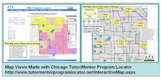 West Chicago Map by Mapping For Justice Map Showing Chicago Police District Boundaries