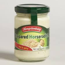 what is prepared horseradish hengstenberg prepared horseradish world market