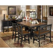 High Dining Room Sets by Owingsville Counter Height Dining Room Set Signature Design By