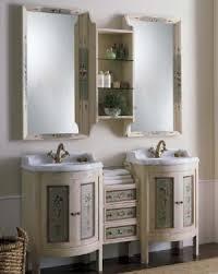 Bathroom Vanities Antique Style Brilliant Style Bathroom Cabinets On Home Design Ideas