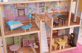 kidkraft majestic mansion dollhouse with 34 accessories walmart com