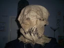Scarecrow Mask Finished Scarecrow Mask By Joewheeldon On Deviantart