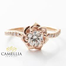 flower engagement rings best 25 flower engagement rings ideas on beautiful