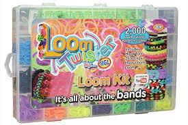 looms bracelet kit images Crazy loom and loom twister loom band kit reviews blue bear wood jpg