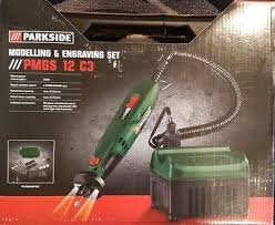 parkside modelling and engraving set parkside modelling engraving set pmgs 12 c3 19 99