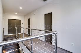 benefits of cable railing systems in modern office design inline