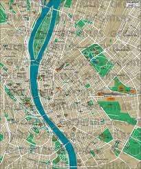 Map Of Budapest Budapest Maps Top Tourist Attractions Free Printable City With Map