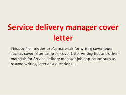 service delivery manager cover letter 1 638 jpg cb u003d1393580738