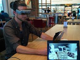 Sunglasses For Blind People These Glasses Could Help The Blind See Innovation Smithsonian