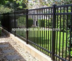 wrought iron garden wall fencing lowes buy wrought iron fencing