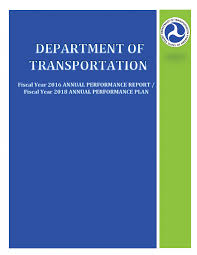 fiscal year 2016 annual performance report fiscal year 2018
