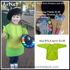 cheap family halloween costume ideas artist and masterpiece sibling costumes coolest family on the block