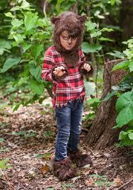 kids wild werewolf costume werewolf halloween costumes for children