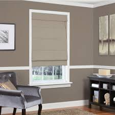 chicology cordless magnetic roman shade window blind fabric