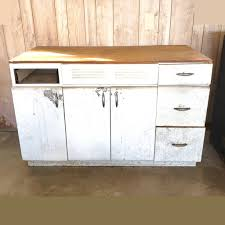 vintage metal kitchen cabinets retro metal kitchen cabinets estate personal property