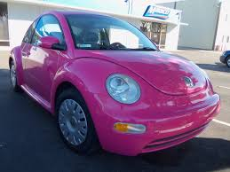 volkswagen pink auto body collision repair car paint in fremont hayward union city