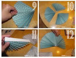 paper fans diy sweet sugar blossoms diy paper fans