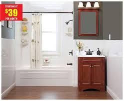 Refinish Acrylic Bathtub Bathtub Refinishing In Va Md Wv Shower Refinishing
