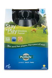 amazon com petsafe stay play wireless fence covers up to 3 4