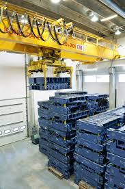 crane automation for the automotive industry konecranes usa