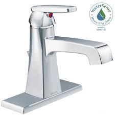 Period Bathroom Fixtures by Delta Single Handle Bathroom Sink Faucets Bathroom Sink