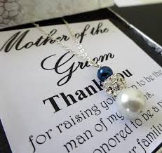 man necklace gift images Mother of the groom necklace thank you for raising the man of my jpg