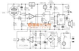 automatic kitchen ventilator circuit