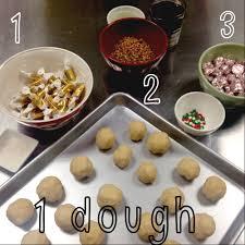 christmas cookies 1 dough 3 ways u2014 chef shayna