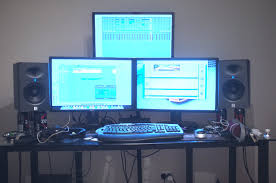 Studio Monitor Desk Stands by Help With New Monitor Placement Inthemix Forums