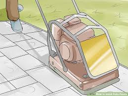 How To Cut Patio Pavers Without A Saw 4 Easy Ways To Install Patio Pavers With Pictures