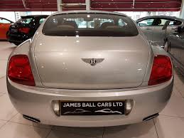 find used bentley for sale used 2004 bentley continental gt 6 0i w12 552 bhp automatic for