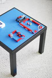 diy lego table sew much ado