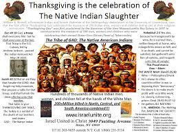 the about thanksgiving israel united in