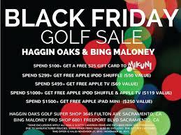 black friday apple tv black friday golf sale weekend event at haggin oaks golf super