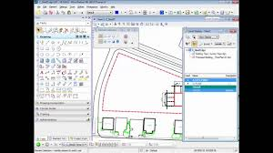 How To Do A Floor Plan by How Do You Attach A Floor Plan To A Site Plan In Microstation V8i