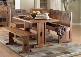 breakfast nook furniture set