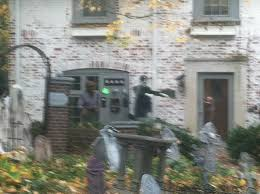 from the ponder couch the best halloween yard haunt i saw in 2015