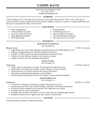 sample resume for esthetician beauty resume resume for your job application create my resume