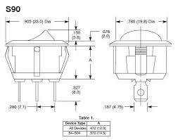 spst lighted rocker switch wiring diagram wiring diagram