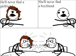 Cereal Guy Meme - ragegenerator rage comic cereal guy now has cereal girl