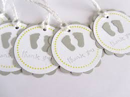 baby shower tags home design