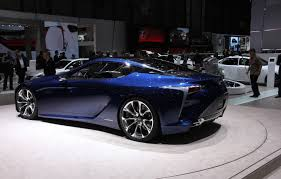 lexus lf lc buy geneva 2013 lexus lf lc blue concept